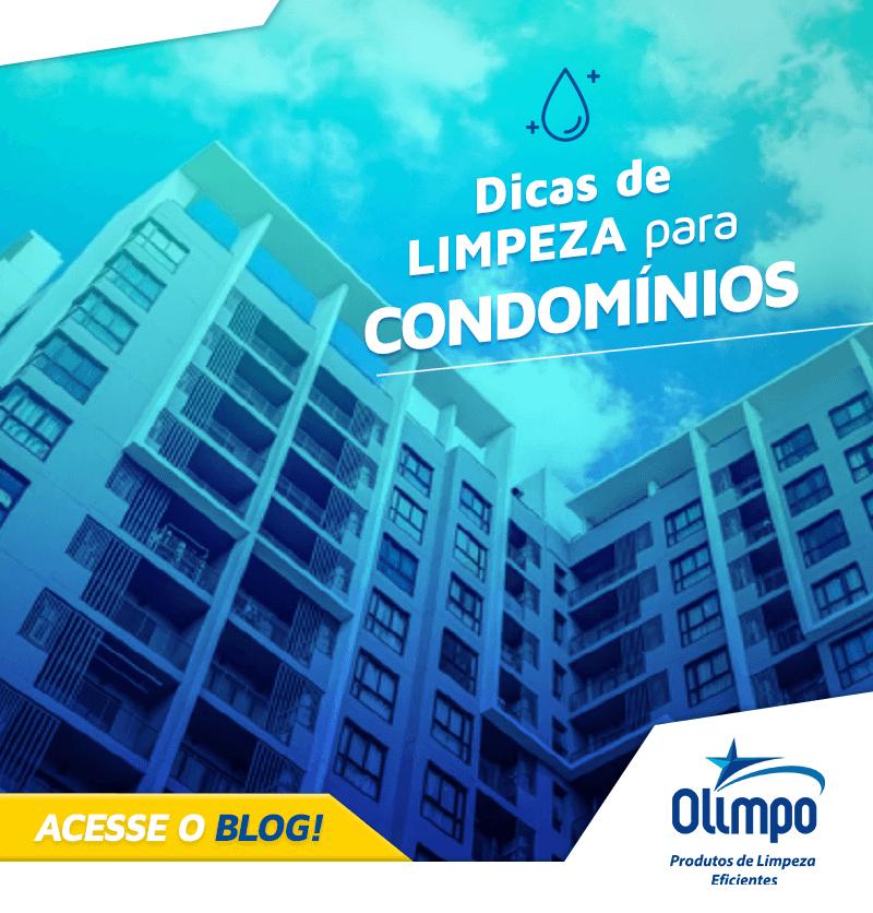 OLIMPO - Dezembro - Blog Condomínios