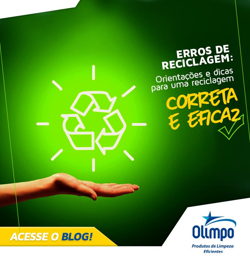 OLIMPO - Reciclagem