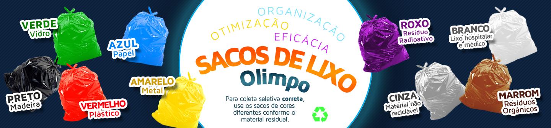 OLIMPO - Sacos de Lixo
