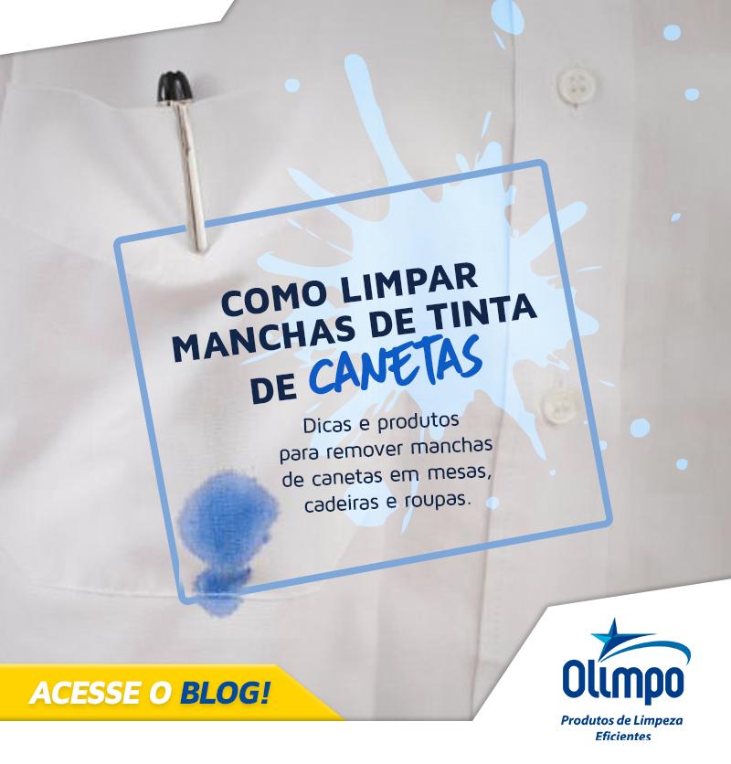 OLIMPO - Canetas