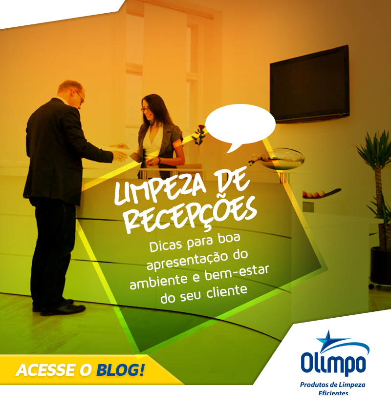 OLIMPO - Recepções